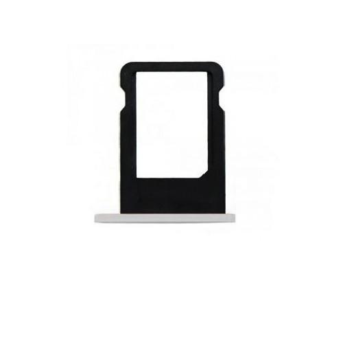 Tiroir Sim Iphone 5C Blanc