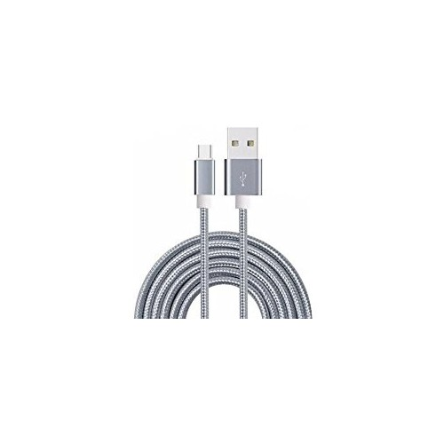 CABLE MICRO USB GRIS