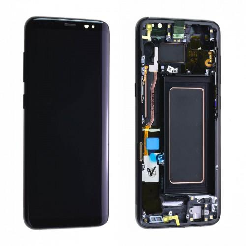 Ecran Samsung S8  G950  Noir  Service...