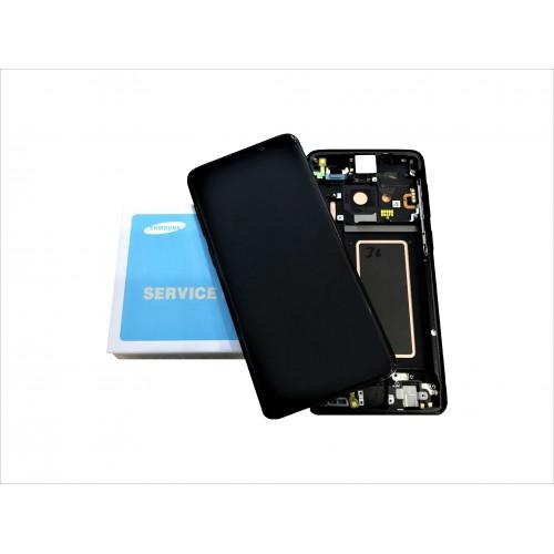 Ecran Samsung S9 G960  Noir  Service...