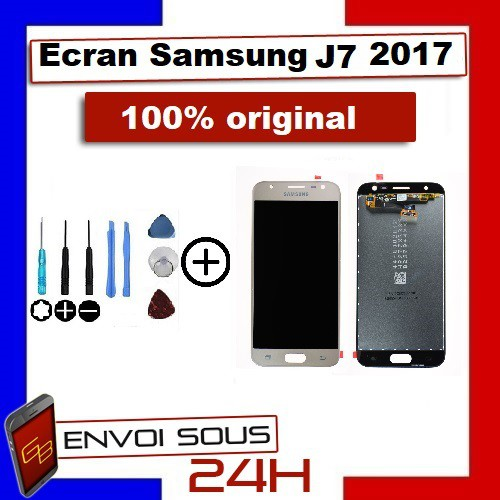 Ecran LCD Samsung Original J7 2017 Or...