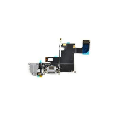 smart-repa Nappe Dock CONNECTEUR DE Charge Micro pour IPHONE 6S Noir