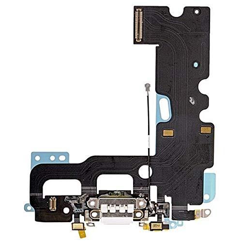 smart-repa Nappe Dock CONNECTEUR DE Charge Micro pour IPHONE 7 Plus Or Blanc