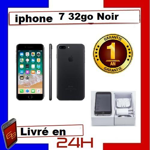 Apple Iphone 7 - 32Go Noir /...