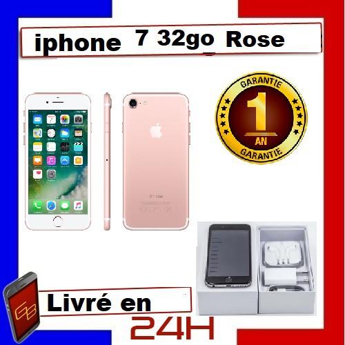 cd Apple Iphone 7 - 32Go Rose /...