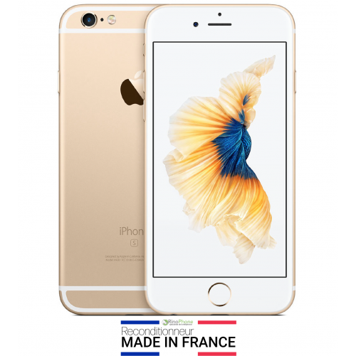 Apple iPhone 6s Plus Gold Débloqué