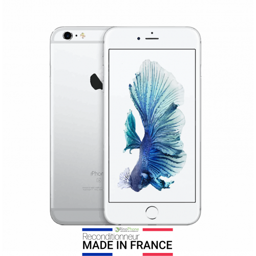 Apple iPhone 6s Plus Argent Débloqué