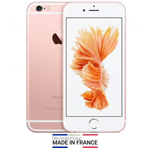 Apple iPhone 6s Plus Or rose Débloqué