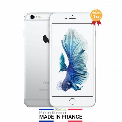 Apple iPhone 6s Argent Débloqué