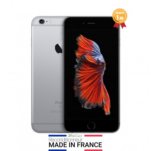 Acheter votre iphone 6s gris sidéral débloqué et pas cher