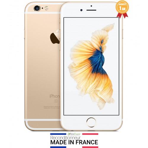 Acheter votre iphone 6s gold or débloqué et pas cher