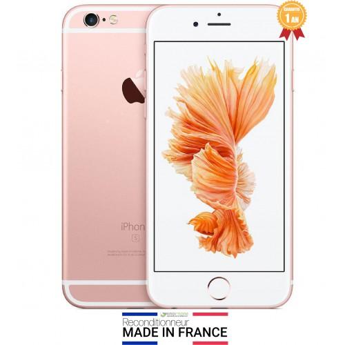 Acheter votre iphone 6s rose débloqué et pas cher