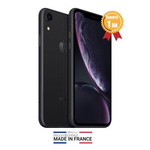 Apple iPhone XR Noir Black Débloqué