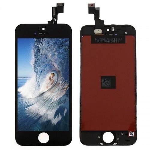 VITRE TACTILE + ECRAN LCD IPHONE 5S...